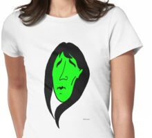 mourning girl(green) T-Shirt