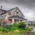A Farm House in Richmond by misterken