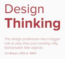 Design Thinking: Think Big by Niel Patrick Lugpatan