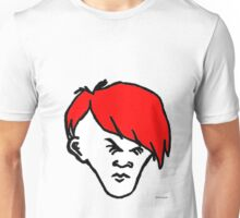 Youth(white face and red hair) T-Shirt