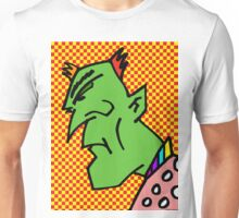 Sad Green Man T-Shirt