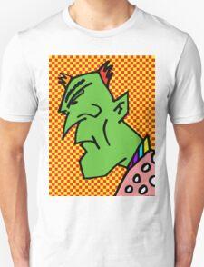 Sad Green Man T-Shirt