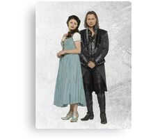 Rumbelle Canvas Print