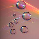 Drops On Color by VladimirFloyd