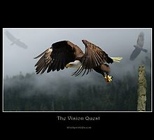 """The Vision Quest"" by Skye Ryan-Evans by Skye Ryan-Evans"