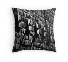 Wall Things Throw Pillow