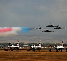 Sacramento Air Show - Mather AFB by ShootinMickey