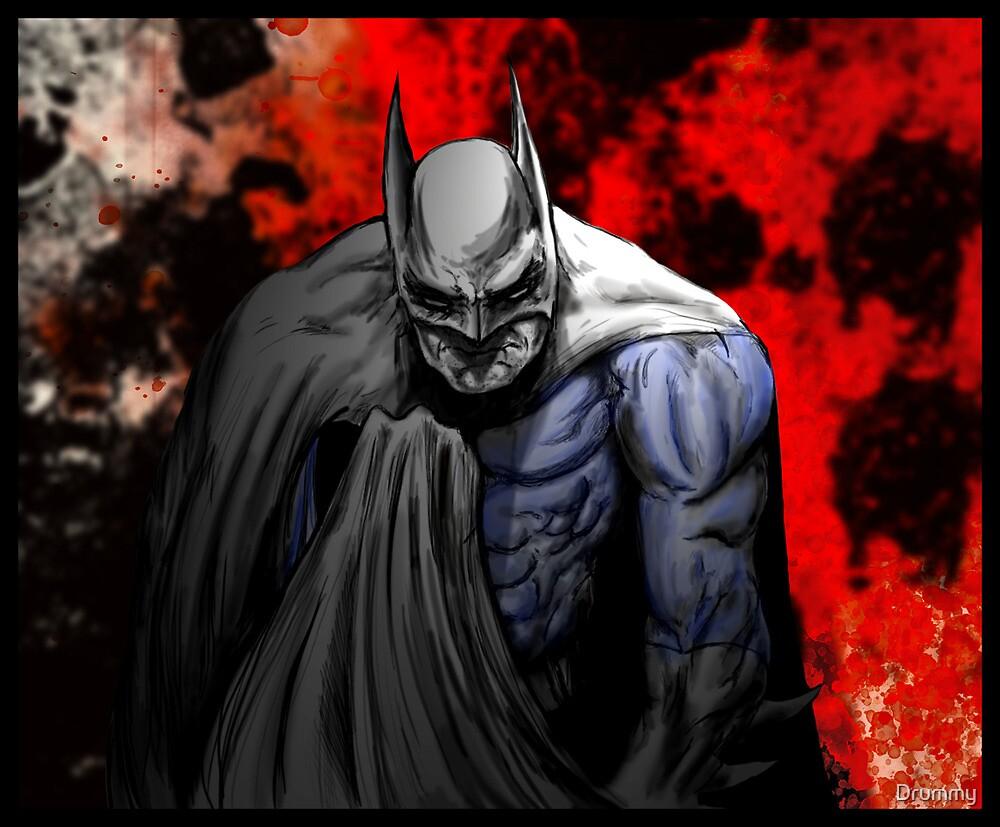 The Dark Knight by Drummy