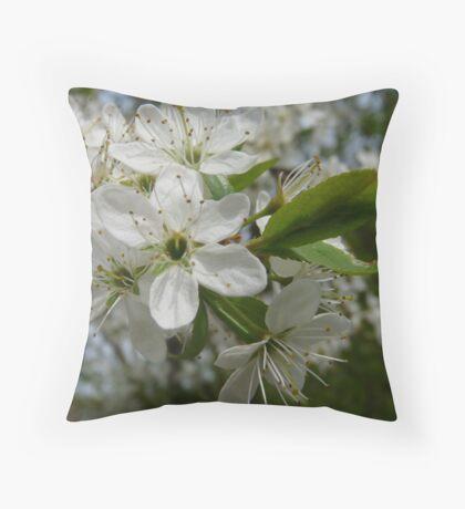 Beauty off Nature Throw Pillow