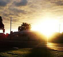 Good Morning - East Geelong, Victoria, Australia by LittleSilver