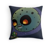 72 hours remain... Throw Pillow