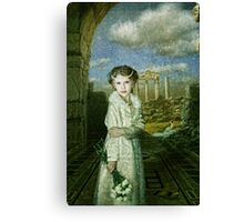 when i was young Canvas Print