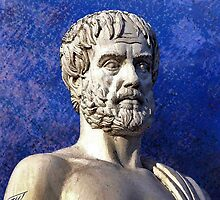 Aristotle the great philosopher by 3dgartstudio