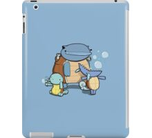 Number 7, 8 and 9! iPad Case/Skin