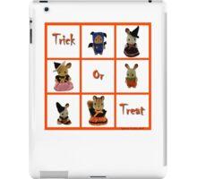 Sylvanian Halloween iPad Case/Skin