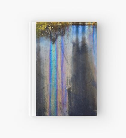 Oilslick Hardcover Journal