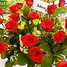 Many roses for mom by Deweyreg
