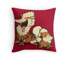 Number 58 and 59 Throw Pillow