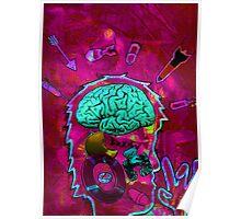 brain attack Poster
