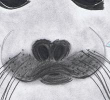 Save the Beautiful Seals IFAW logo Sticker