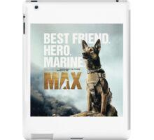 Max shirt  iPad Case/Skin