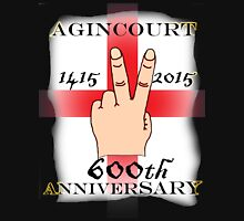 Battle of Agincourt 600th Aniversary Unisex T-Shirt