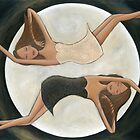 """Gemini Dreamers"" by Denise Daffara"