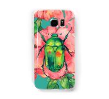 - Wild rose pattern - Samsung Galaxy Case/Skin