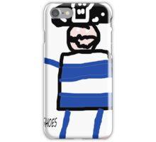 pirate man  iPhone Case/Skin