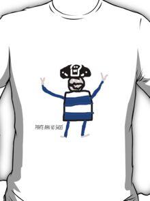 pirate man  T-Shirt