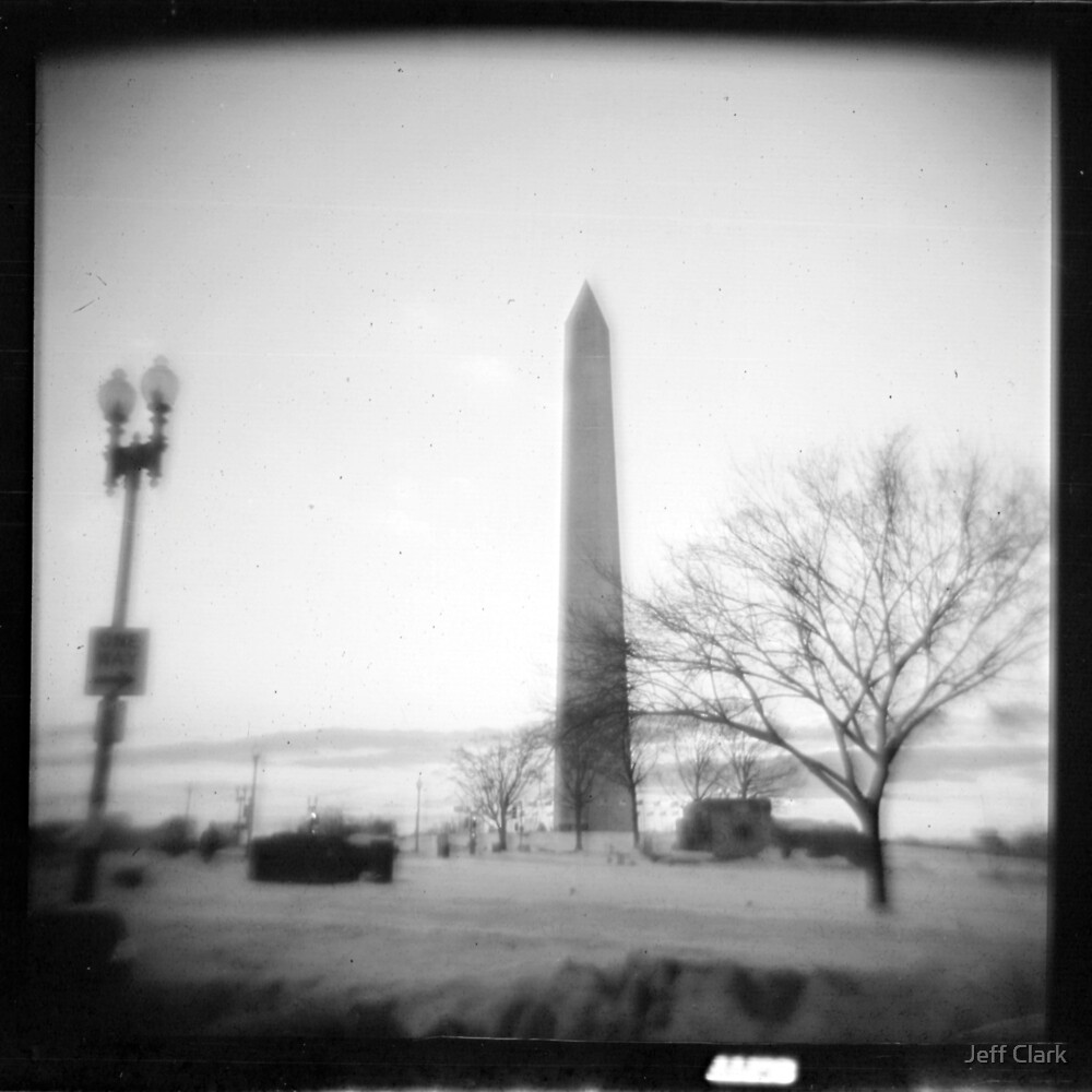 Washington Monument by Jeff Clark
