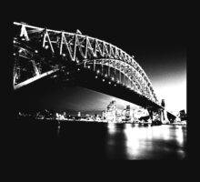 Sydney Harbour Bridge by Faith Miriam