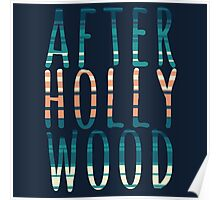 After Hollywood Blue Poster