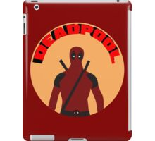 DEADPOOL: DO THE DEADPOOL iPad Case/Skin