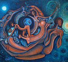 Shifting Universe by flovie