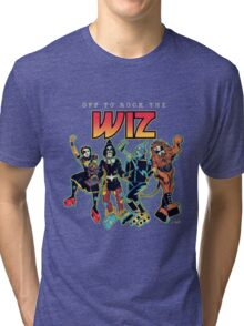 Off To Rock The Wiz Tri-blend T-Shirt