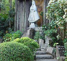 Grotto in Antipolo, Philippines by walterericsy