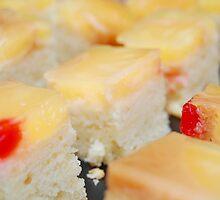 Row of Fruit cakes by walterericsy