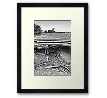 MKII Churchill Framed Print