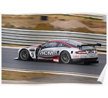 Hexis AMR Aston Martin DB9 Poster