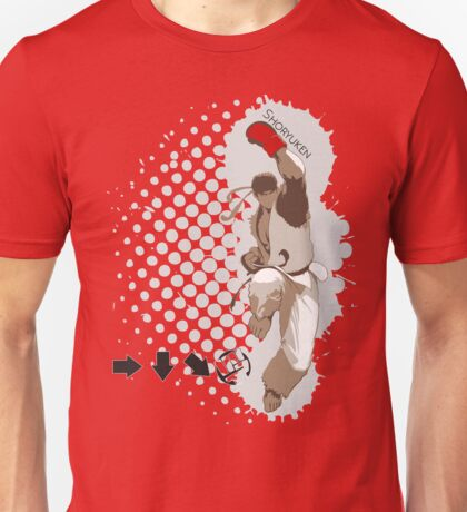 Shoryuken Unisex T-Shirt