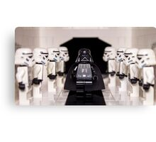Darth Vader & Stormtroopers Canvas Print