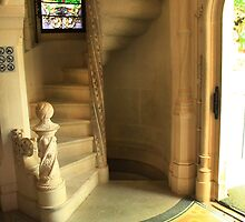 "QR. ""a path to knowledge"" by terezadelpilar~ art & architecture"