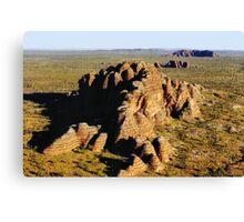 Purnululu, Western Australia Canvas Print
