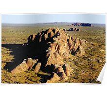Purnululu, Western Australia Poster