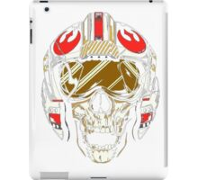 X-Wing Skull Helmet T-Shirt iPad Case/Skin