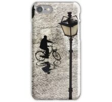 City Cyclist iPhone Case/Skin