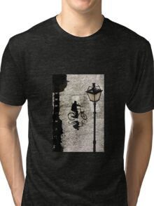 City Cyclist Tri-blend T-Shirt