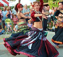 Belly Dance by Jeanne Sheridan