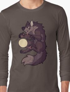 Claw at the Moon Long Sleeve T-Shirt